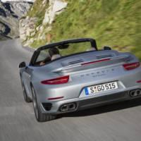 Porsche 911 Turbo Cabrio and 911 Turbo S Cabrio unveiled