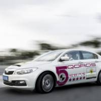 Qoros 3 Sedan scores 5 stars in EuroNCAP crash tests