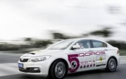 Qoros 3 Sedan scores 5 stars in EuroNCAP crash tests