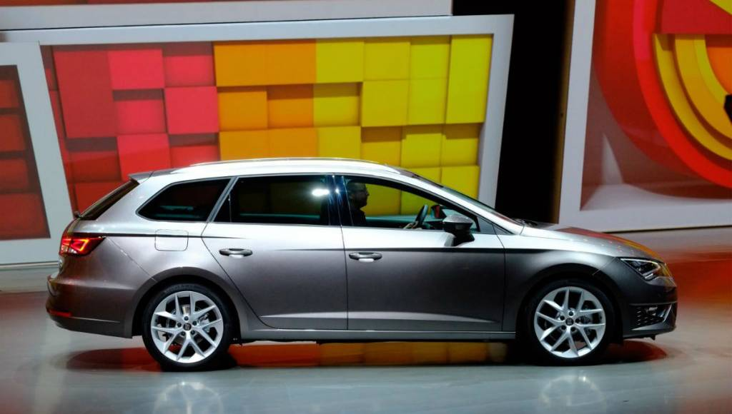Seat Leon ST receive 5-Star EuroNCAP award