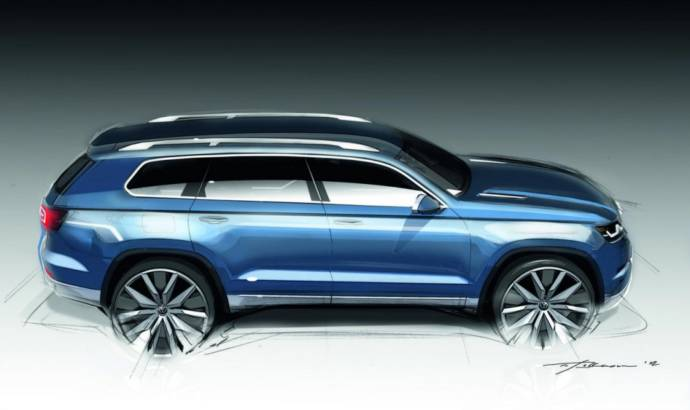 Skoda is developing two new crossovers