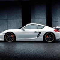 TechArt Porsche Cayman tuning program
