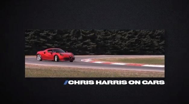 VIDEO: Alfa Romeo 4C reviewed by Chris Harris