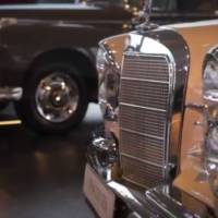 VIDEO: Mercedes presents the S-Class legacy