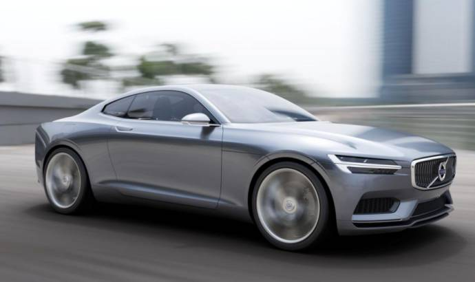 Volvo Concept Coupe could run in a limited production