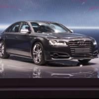 2013 Audi A8 facelift revealed in Frankfurt
