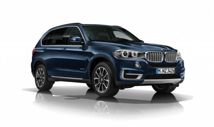 2013 BMW X5 Security and Security Plus revealed
