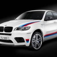 2013 BMW X6 M Design Edition revealed