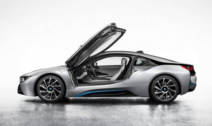 2013 BMW i8 Plug-in Hybrid - First images without camouflage