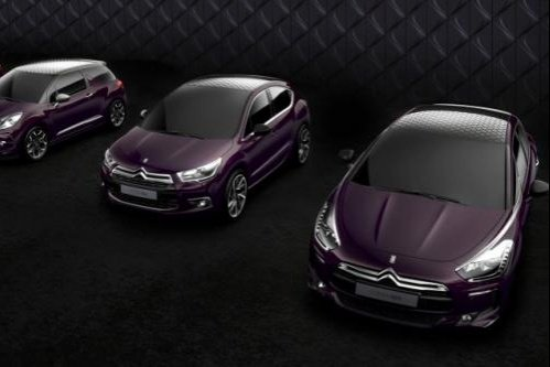 2013 Citroen DS Faubourg Addict lineup is coming to Frankfurt
