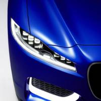 2013 Jaguar C-X17 Concept revealed in Frankfurt