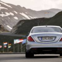 2013 Mercedes-Benz S63 AMG gets detailed
