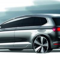 2013 Volkswagen Golf Sportsvan Concept revealed