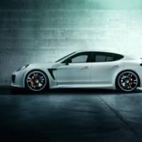 2014 Porsche Panamera facelift GrandGT by TechArt