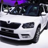 2014 Skoda Yeti facelift unveiled in Frankfurt