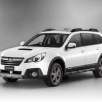 2014 Subaru Outback gains off-road exterior