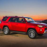2014 Toyota 4Runner US pricing