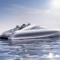 2015 Mercedes Arrow460 Granturismo luxury yacht unveiled in Monaco