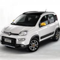 Fiat Panda 4x4 Antarctica Edition is expected in Frankfurt