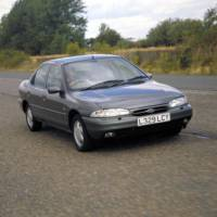 Ford Mondeo celebrates 20 years