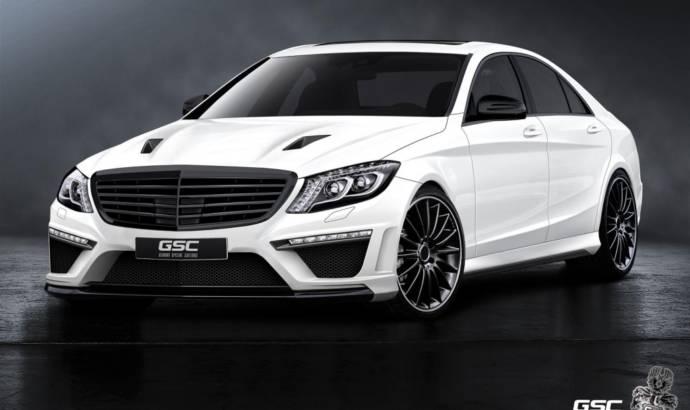 German Special Custom 2013 Mercedes S-Klasse tuning program