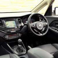 Kia Carens 3 Sat-Nav trim level launched in UK