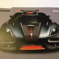 Koenigsegg One:1 - 1.400 HP and 450 km/h