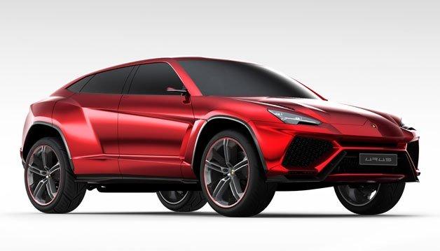 Lamborghini Urus expects green light to enter production