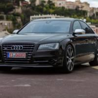 MTM Audi S8 Biturbo tuning kit