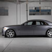 Rolls-Royce Ghost modified by Vorsteiner