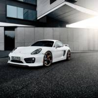 TechArt Porsche Cayman tuning program