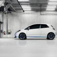 Toyota Yaris Hybrid R Concept official photos