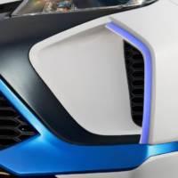 Toyota Yaris Hybrid R Concept official photos