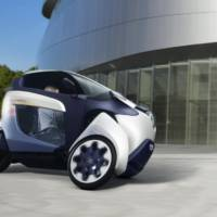 Toyota i-Road to join the Japanese urban transport