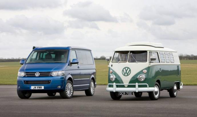 Volkswagen Campervan is out of production