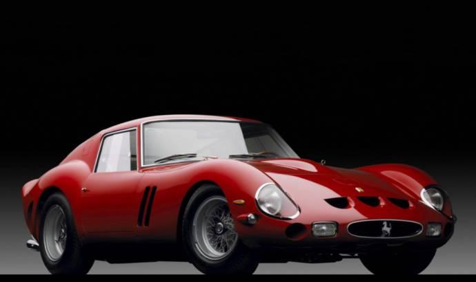 1963 Ferrari 250 GTO sold for 52 million USD