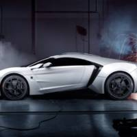 2013 Lykan HyperSport will be unveiled at Dubai Show