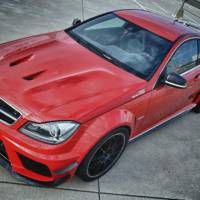 2013 Mercedes-Benz C63 AMG Black Series modified by GAD-Motors