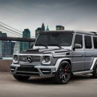 2013 Mercedes-Benz G65 AMG Mansory modified by TopCar