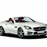 2013 Mercedes-Benz SLK 200 Radar Safety Edition unveiled