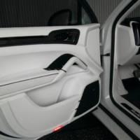 2013 Porsche Cayenne White Dream Edition by Anderson