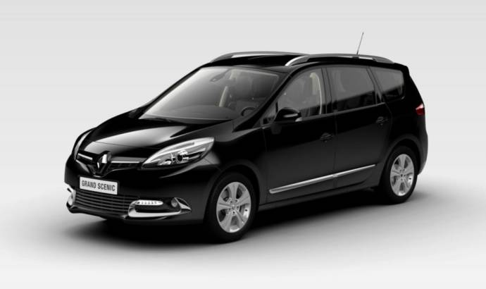 2013 Renault Scenic and Grand Scenic Lounge unveiled