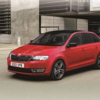 2013 Skoda Rapid Spaceback UK price