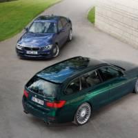 2014 Alpina D3 bi-turbo UK price