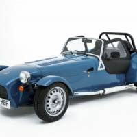 2014 Caterham Seven 165-Starts from 14.990 Pounds
