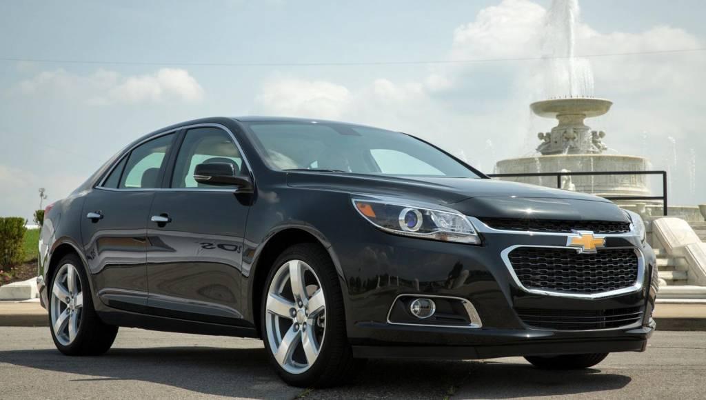 2014 Chevrolet Malibu gains standard stop-system