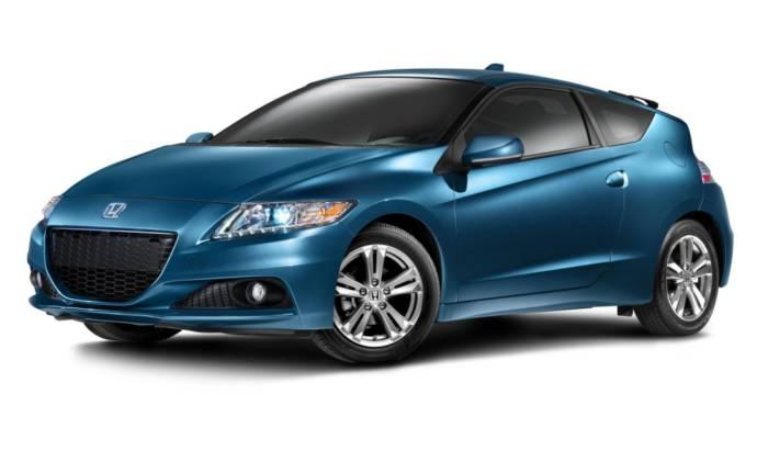 2014 Honda CR-Z Hybrid starts at 19.995 USD