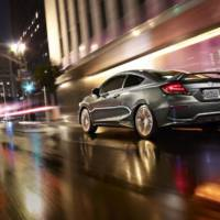 2014 Honda Civic Si Coupe announced