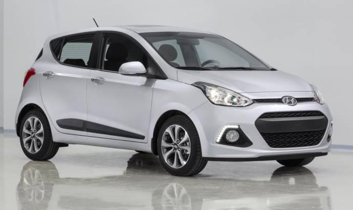 2014 Hyundai i10 UK price