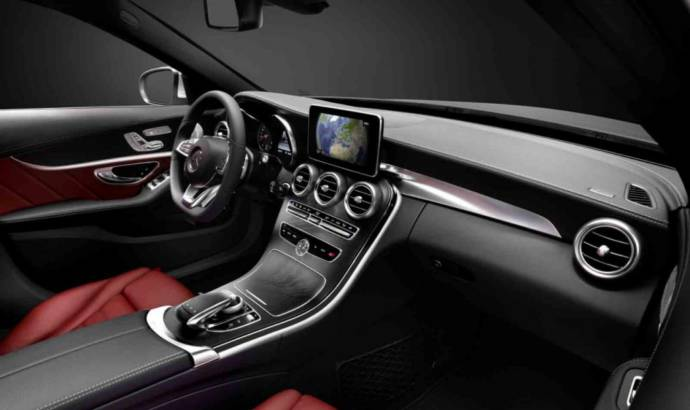 2014 Mercedes-Benz C-Class - Interior officially unveiled